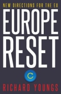 miniaturebillede af omslaget til Europe Reset - New Directions for the EU