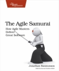 miniaturebillede af omslaget til The Agile Samurai, The