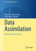 miniaturebillede af omslaget til Data Assimilation - A Mathematical Introduction