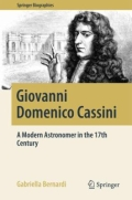 Giovanni Domenico Cassini - A Modern Astromomer in the 17th Century