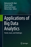Applications of Big Data Analytics - Trends, Issues, and Challenges