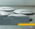 miniaturebillede af omslaget til Questioning Material Design Design in a broad perspective, Specific - design in a broad perspective, specific ceramic glazed concrete¤art, design, architecture, material and process technology, 1. udgave